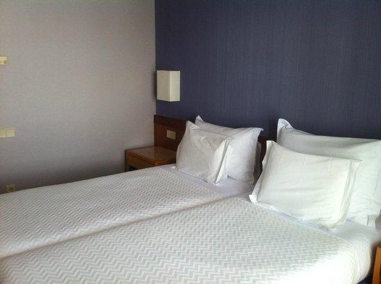 Hotel Eva: bed