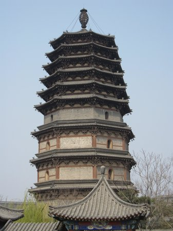 Pavilion and Monument of Chongyang
