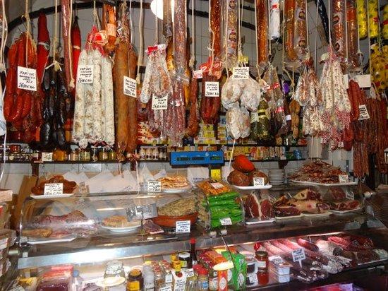 Xarcutería La Pineda: good food