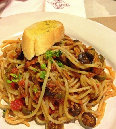 Cafe Lidia Marikina Review