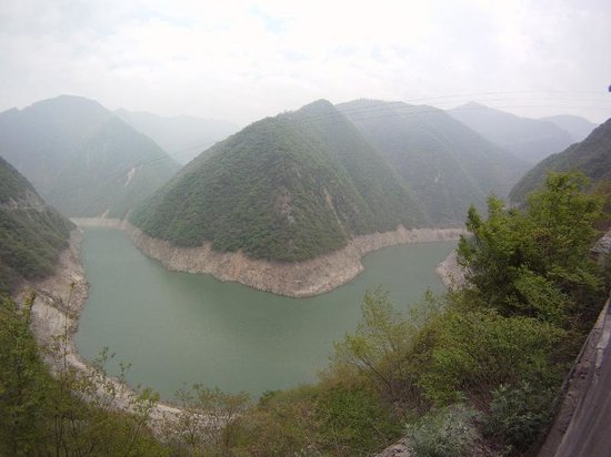 Doutuan Mountain Foto