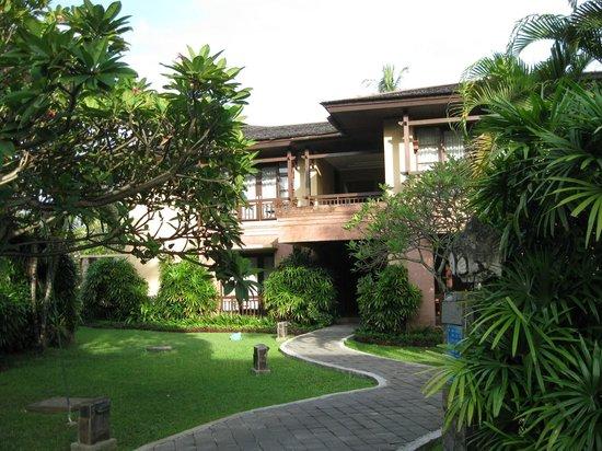 The Patra Bali Resort & Villas: 泊ったヴィラ