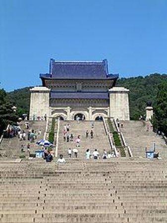 Zhongshan Jing King Mausoleum