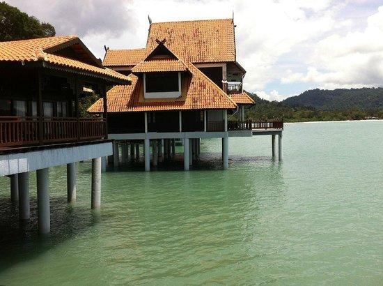 Berjaya Langkawi Resort - Malaysia: View from room (Left)