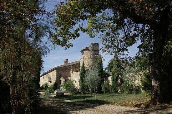 La Colombiere du Chateau