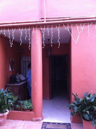 La Posada de Lola: Entrance Rooms Groundfloor