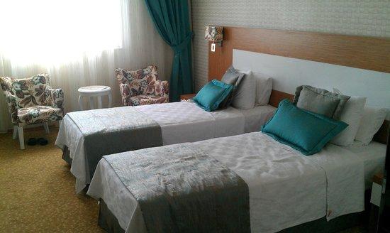 Orucoglu Termal Resort: ODA TEMİZLİĞİ