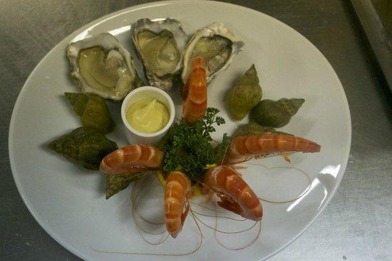 Restaurant Le Papagall