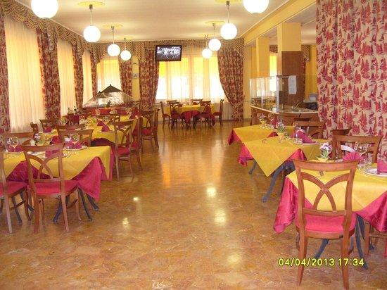 Hotel Monterosa: Sala Ristorante