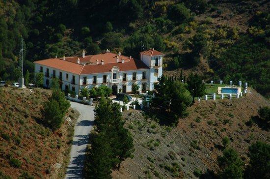 Hotel Cerro de Hijar: Vista panorámica