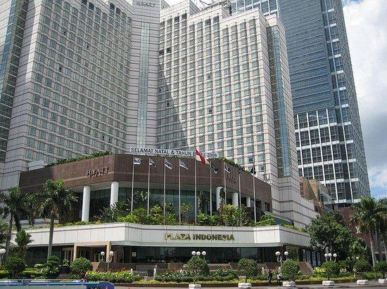 Spincity EX Plaza Indonesia