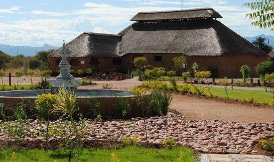 The lovely Makgabeng Lodge