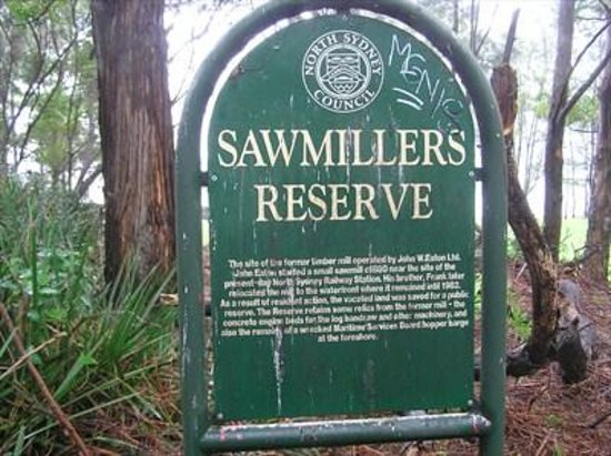 Sawmillers Reserve Photo