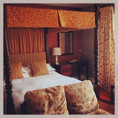 Headlam Hall Hotel Spa & Golf: our room