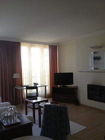 Hotel SPIESS & SPIESS Appartement-Pension: large sitting area