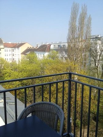 Hotel SPIESS & SPIESS Appartement-Pension: balcony view