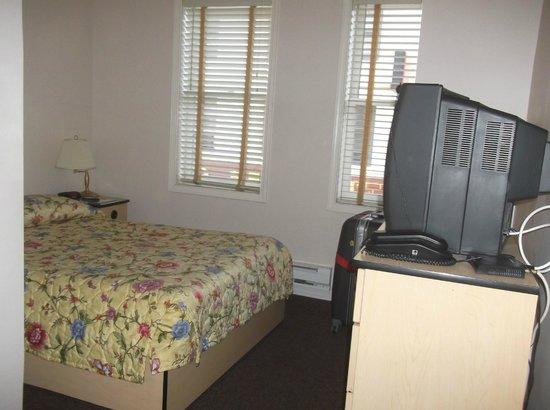SW Hotel: Une autre vue de la chambre