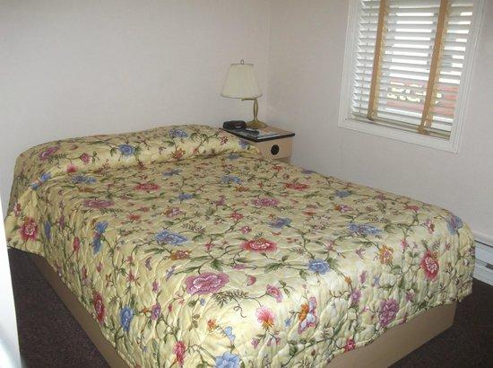 SW Hotel : Le lit