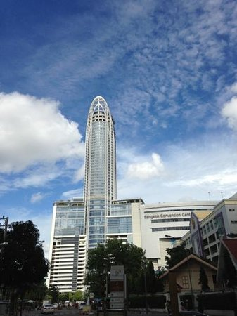 Centara Grand at CentralWorld: The Centara Grand