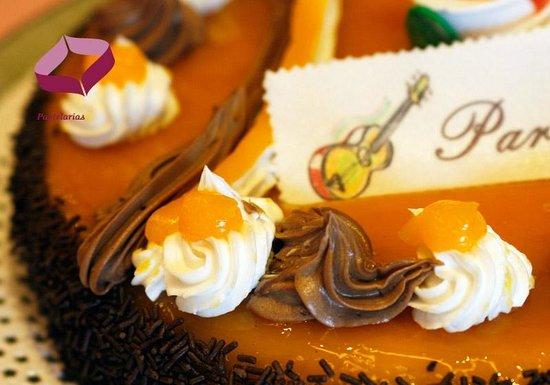 Pastelaria Nova Camir: Bolo de Aniversário