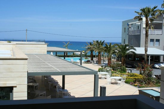 SENTIDO Aegean Pearl: View from room 823