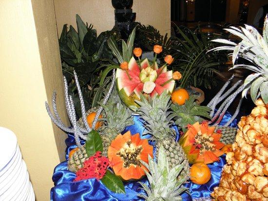 Gold Beach Resort: couleurs et saveurs