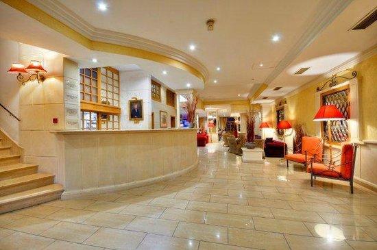 Hotel Kennedy Nova: Main Reception