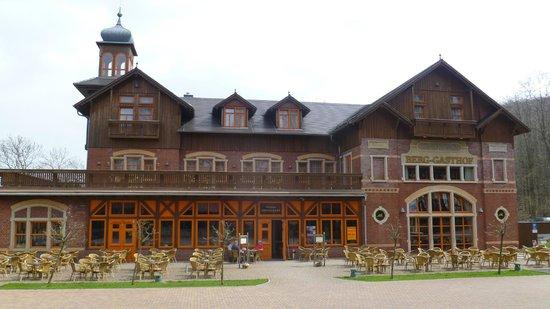 Berg-Gasthof Honigbrunnen: Hotelansicht