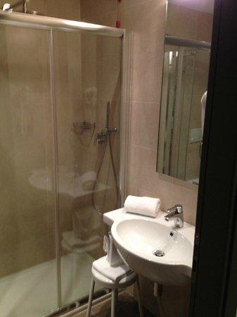 Best Western Titian Inn Hotel Venice Airport: Salle de bain1