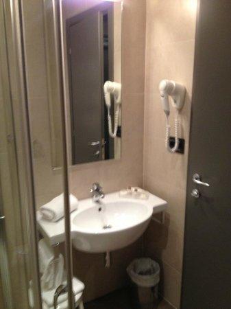Best Western Titian Inn Hotel Venice Airport: Salle de bain4
