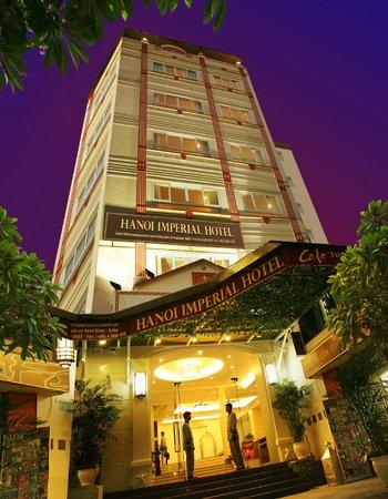 Hanoi Imperial Hotel: Hotel exterior