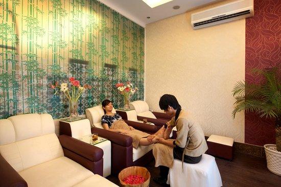 Hanoi Pearl Hotel Massage Reviews