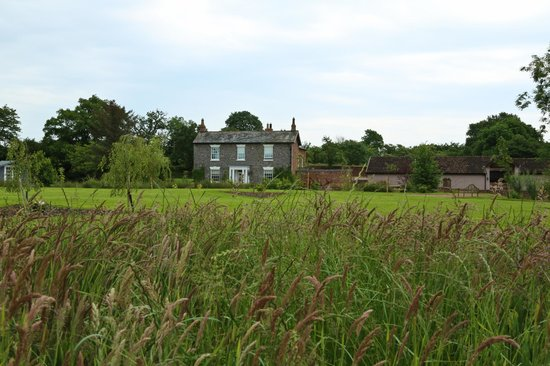Muddifords Court Country House: Muddifords Court is surrounded by 14 acres