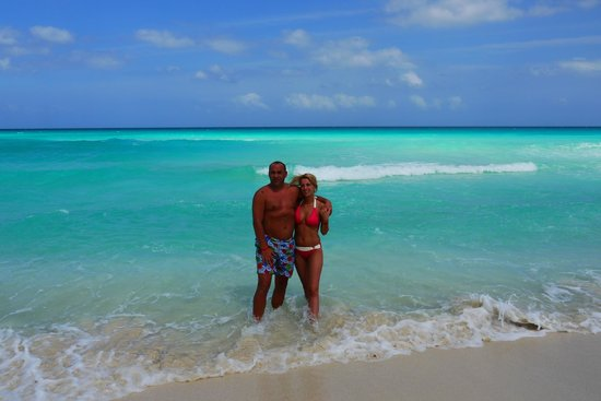 Sandos Cancun Luxury Resort: PLAYA