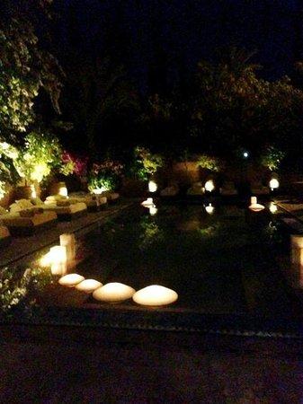 Restaurant Dar Rhizlane : Garden