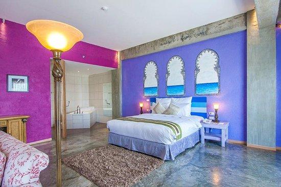 The Henry Hotel Cebu : Double Extra Large Room