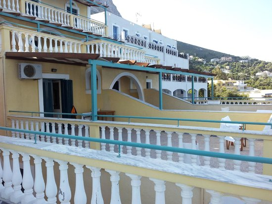 Elena Apartments Taras