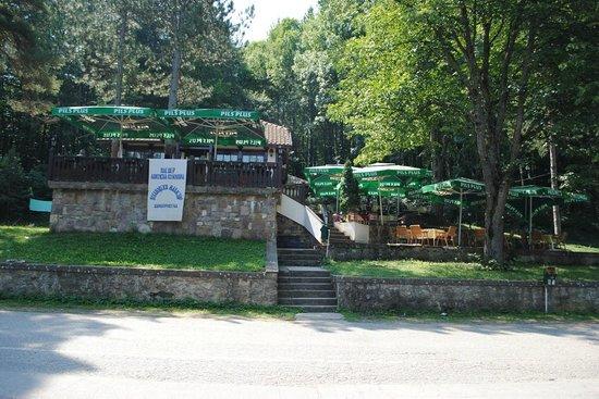 Jerma Canyon: Kafana Poganovo (Restoran)