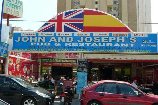 John & Joseph's