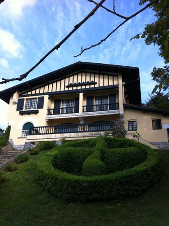 Villa La Croix Basque : la maison