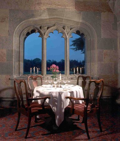 The Oak Room at Adare Manor: The Oakroom Restaurant at Adare Manor