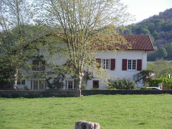 Maison Oyhanartia : la maison