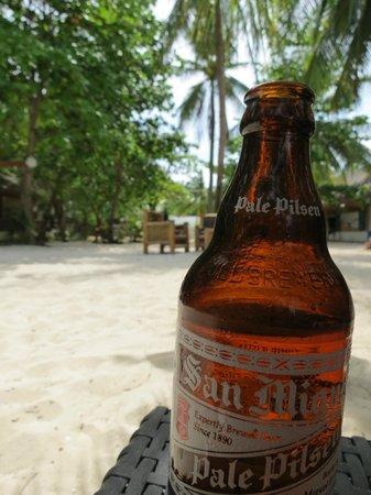Evolution Diving Resort: Beer