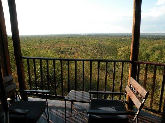 維多利亞瀑布野生動物園套房酒店照片