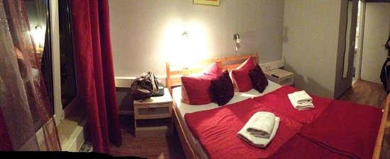 """Hotel Pankow: Camera """"doppia"""""""