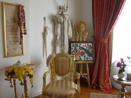 Erten Konak: chambre