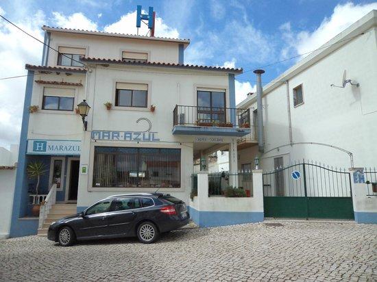 Serra del Rei, Portugal: Hotel Marazul