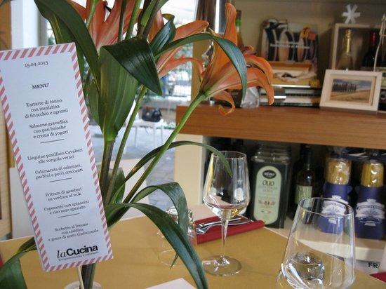 Branzino...mmhhhh - Picture of La Cucina, Modena - TripAdvisor