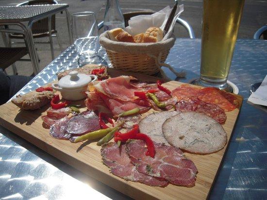 Le Bouchonnet: great food