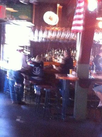 Lancaster Brewing Company: côté comptoir
